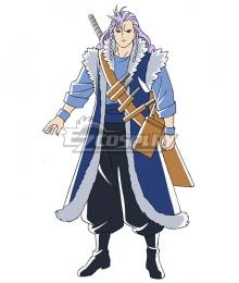 Chuka Ichiban! Lan Fei Hong Cosplay Costume