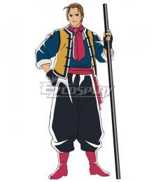 Chuka Ichiban! Shell Cosplay Costume