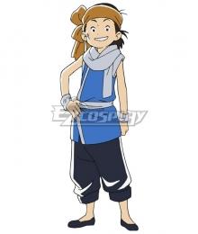 Chuka Ichiban! Shiro Cosplay Costume