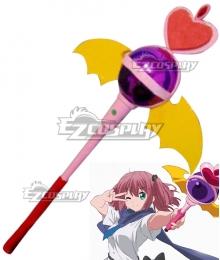 Chuunibyou Demo Koi ga Shitai Satone Shichimiya Staves Cosplay Weapon Prop