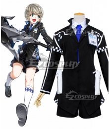 Closers Online  Misteltein Official Agent Cosplay Costume