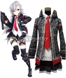 Closers Online  Tina Official Crew Cosplay Costume