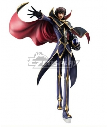 Code Geass Lelouch of the Resurrection Lelouch Lamperouge Cosplay Costume
