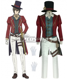 Code: Realize Guardian of Rebirth Arsene Lupin Cosplay Costume