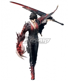 Code Vein Louis Amamiya Cosplay Costume
