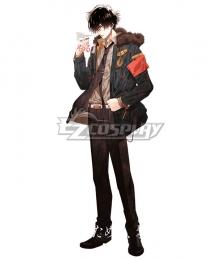 Collar x Malice Aiji Yanagi Cosplay Costume