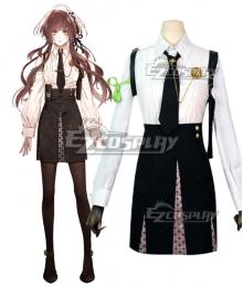 Collar x Malice Ichika Hoshino Cosplay Costume