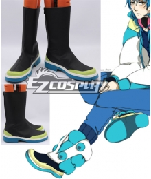 DMMD Dramatical Murder Seragaki Cosplay Boots - No Boots Cover