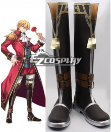 The Legend of Heroes: Olivier Lenheim Boots - B Edition
