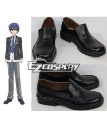 Date A Live Itsuka Shidou School Cosplay Shoes