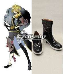 Touken Ranbu Shishiou Cosplay Shoes