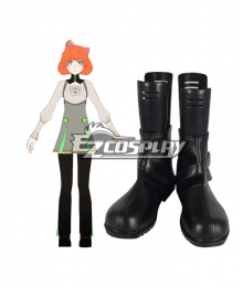 RWBY Penny Polendina Atlas Shoes Cosplay Boots