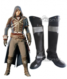 Assassin's Creed Unity Arno Master Cosplay Boots