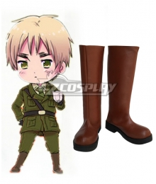 Axis Powers Hetalia England Cosplay Boots