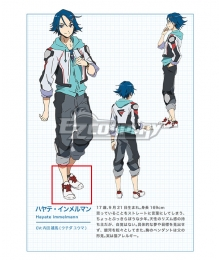 Macross Delta Macross Δ Hayate Immelman White Cosplay Shoes
