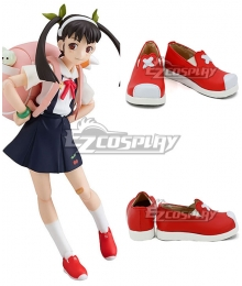 BakemonogatariBakemonogatari Red Cosplay Shoes