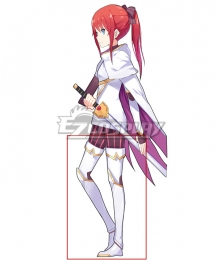 Re: Life In A Different World From Zero Theresia van Astrea White Shoes Cosplay Boots