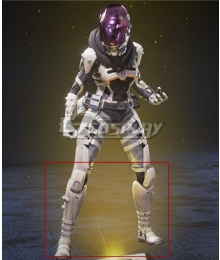 Apex Legends Ghostwraith Skin White Shoes Cosplay Boots