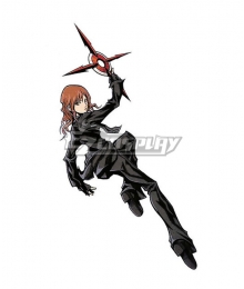 Crisis Core : Final Fantasy VII Cissnei Cosplay Costume