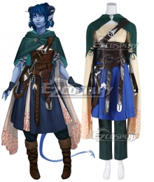 Critical Role Jester Lavorre Cosplay Costume