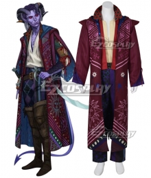 Critical Role Mollymauk Tealeaf Cosplay Costume