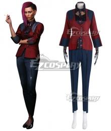 Cyberpunk 2077 V Female Corporate Cosplay Costume