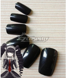Dangan Ronpa Danganronpa Celestia Ludenberg Fake nails Cosplay Accessory Prop