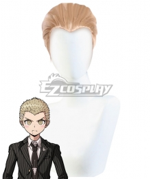 Danganronpa 2: Goodbye Despair Fuyuhiko Kuzuryu Golden Cosplay Wig