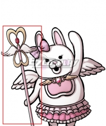 Danganronpa 2: Goodbye Despair Monomi Usami Wand Cosplay Accessory Prop