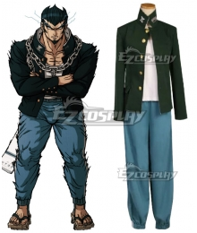 Danganronpa Dangan Ronpa 2: Goodbye Despair Nekomaru Nidai Cosplay Costume