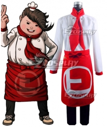 Danganronpa Dangan Ronpa 2 Teruteru Hanamura Cosplay Costume