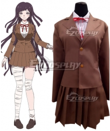 Danganronpa 3: The End of Hope's Peak High School Mahiru Koizumi Mikan Tsumiki School Uniform Cosplay Costume