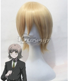 Danganronpa 3: The End Of Hope's Peak High School Despair Arc Ryota Mitarai Golden Cosplay Wig