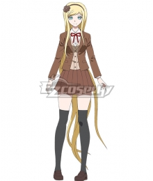Danganronpa 3: The End of Hope's Peak High School Sonia Nevermind Cosplay Costume