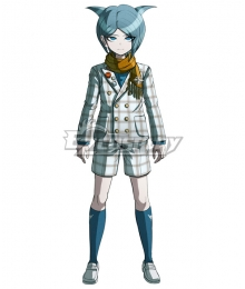 Danganronpa Another Episode: Ultra Despair Girls Shingetsu Nagisa Cosplay Costume