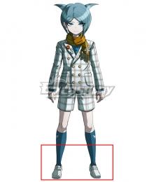 Danganronpa Another Episode: Ultra Despair Girls Shingetsu Nagisa White Cosplay Shoes