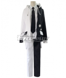 Danganronpa Dangan Ronpa Junko Enoshima Monokuma Male Cosplay Costume - B Edition