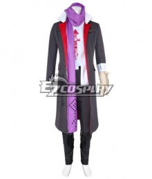Danganronpa Dangan Ronpa Trigger Happy Havoc Gundham Tanaka Cosplay Costume - Only Coat