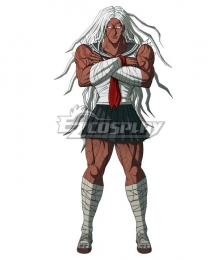 Danganronpa: Trigger Happy Havoc Ogami Sakura Cosplay Costume