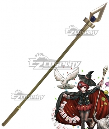 Danganronpa V3: Killing Harmony Himiko Yumeno Staff Cosplay Weapon Prop