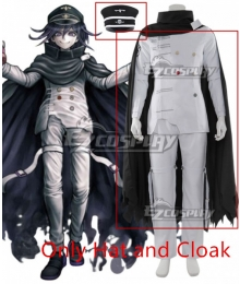 Danganronpa Dangan Ronpa V3: Killing Harmony Kokichi Oma Ultimate Supreme Leader Cosplay Costume - Only Hat and Cloak