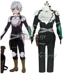 DanMachi Familia Myth Is It Wrong to Try to Pick Up Girls in a Dungeon Bell Cranel Battle Cosplay Costume