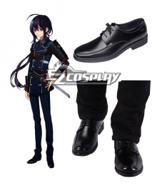 The Sword Dance Touken Ranbu Namazuo Toushirou Cosplay Shoes