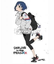 Darling In The Franxx Ichigo Sport Suit Cosplay Costume