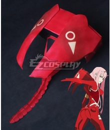Darling in the Franxx Zero Two Code 002 Barrel and Carapace Cosplay Accessory Prop