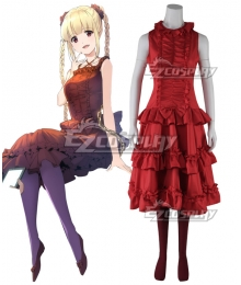 Darwin's Game Karino Shuka Cosplay Costume