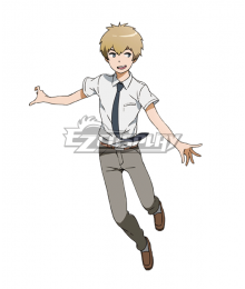 "Digimon Adventure tri Dejimon Adobencha Torai Takeru ""T.K."" Takaishi Takaishi Takeru Cosplay Costume"