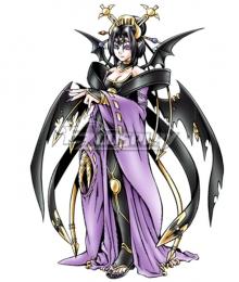 Digimon Lilithmon Cosplay Costume