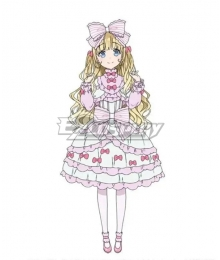 Date A Bullet Pannier Ibusuki Cosplay Costume