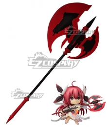 Date A Live Kotori Itsuka Hatchet Cosplay Weapon Prop